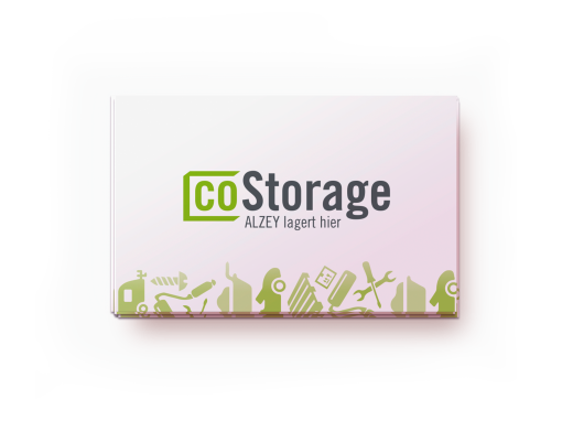 coStorage – Corporate Design